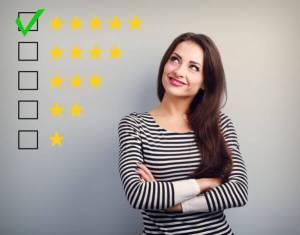 Les clients sont deux fois plus réceptifs à laisser un avis suite à votre demande