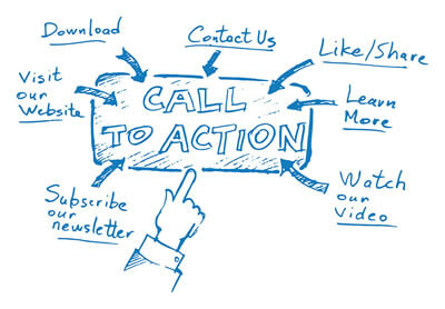 Utilisez l'appel à l'action (CTA)