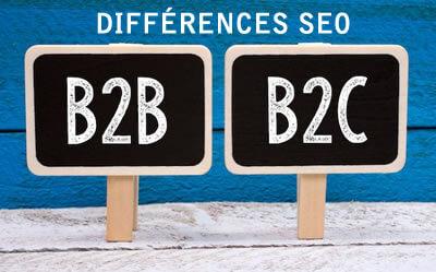 Les différentes stratégies SEO du BtoB et BtoC