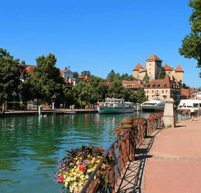 pratiques touristiques : seconde ville