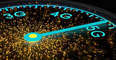 Une vitesse incomparable et une connectivité massive