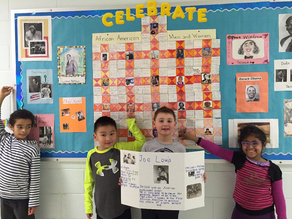 Rydal Elementary School Celebrates Black History Month With Several Activities During February