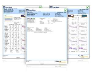 Rapport Réflectométrie