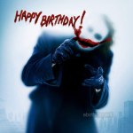 Joker Happy Birthday Meme