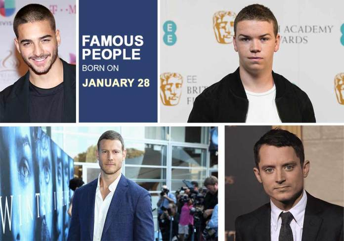 Famous People Born On January 28