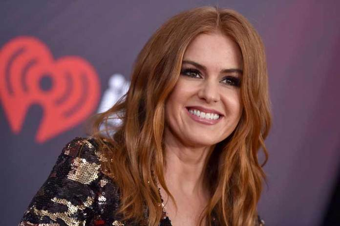 Isla Fisher birthday