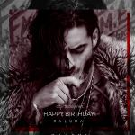 Happy birthday Maluma