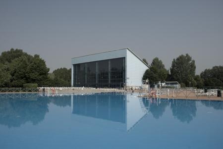 Vercelloni e la piscina di Lacchiarella  Bedendo e de Felice
