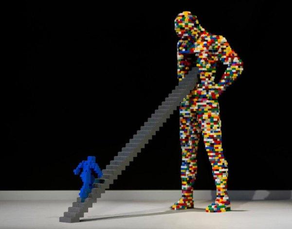 LEGO Artist Nathan Sawaya