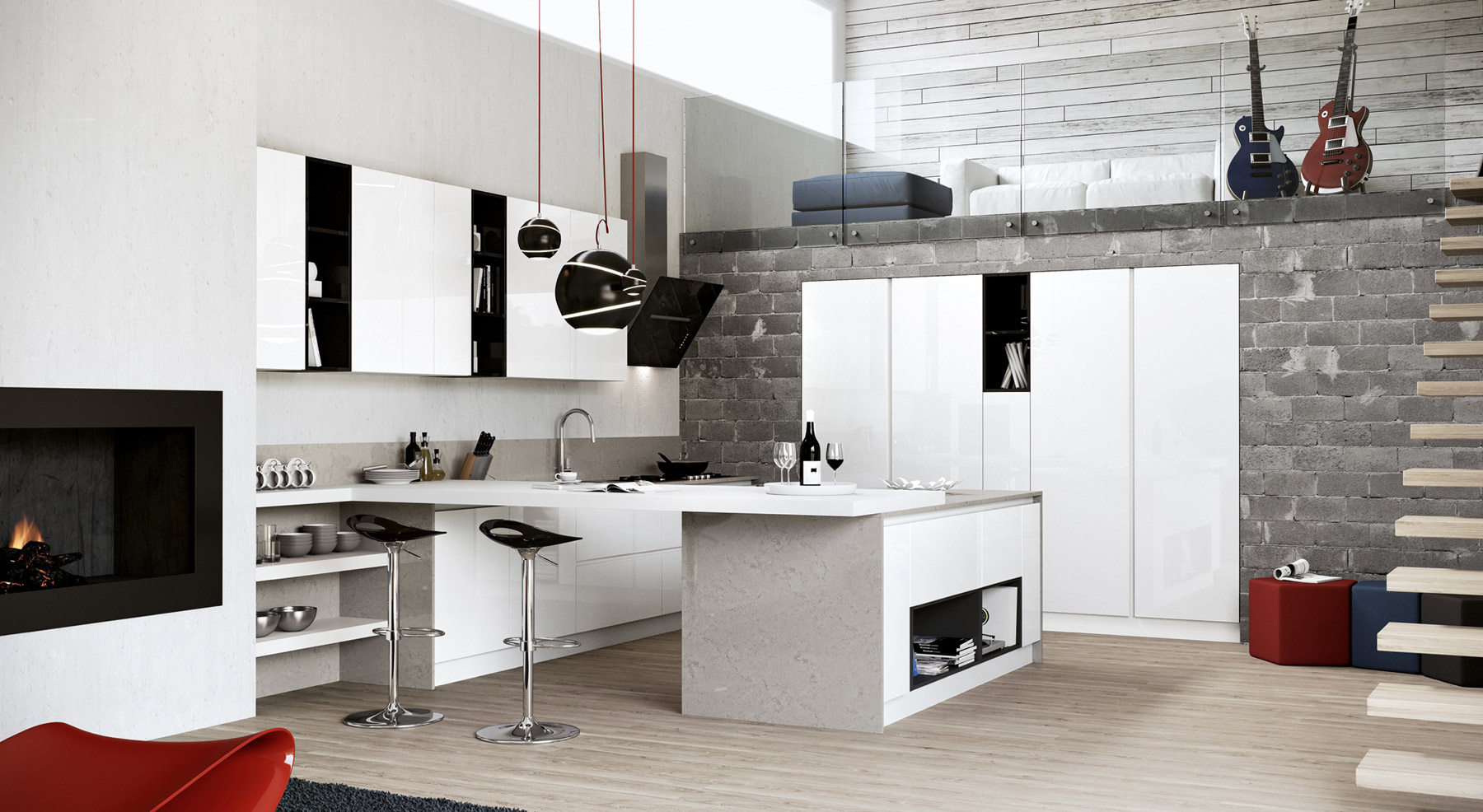 Cucine Moderne  Abitare Srl