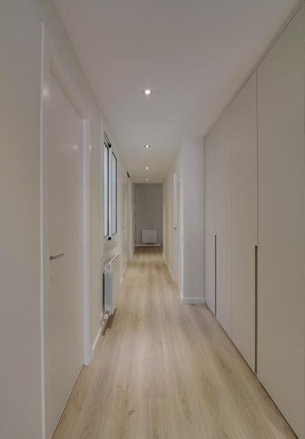 PASILLOS Ideas para decorar un pasillo largo y estrecho