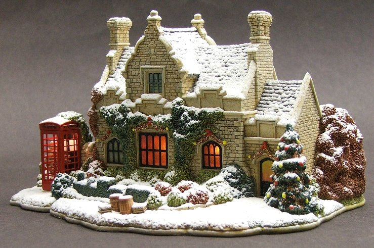 Christmas and Illuminated Pieces Pg A