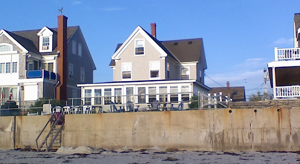 Large Oceanfront Beach House In Wells Maine Vacation Rentals