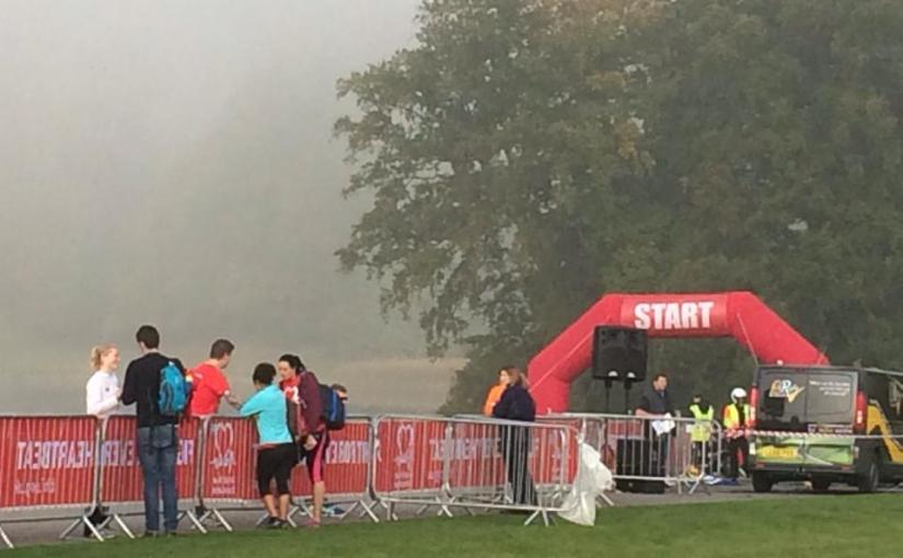 The Blenheim Half Marathon
