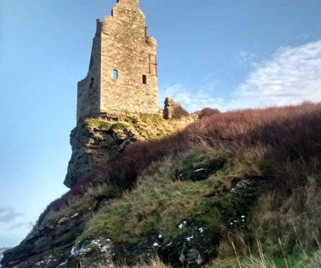 pic of Ayr Castle