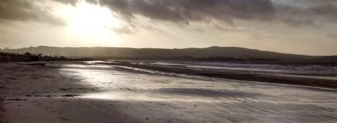 pic of Sea at Ayr