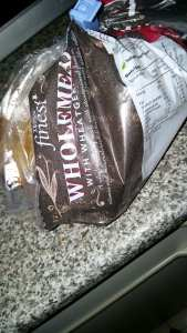 pic of brown bread