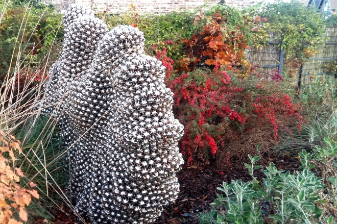 Cactus made of bells