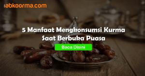 Read more about the article 5 Manfaat Mengkonsumsi Kurma Saat Berbuka Puasa