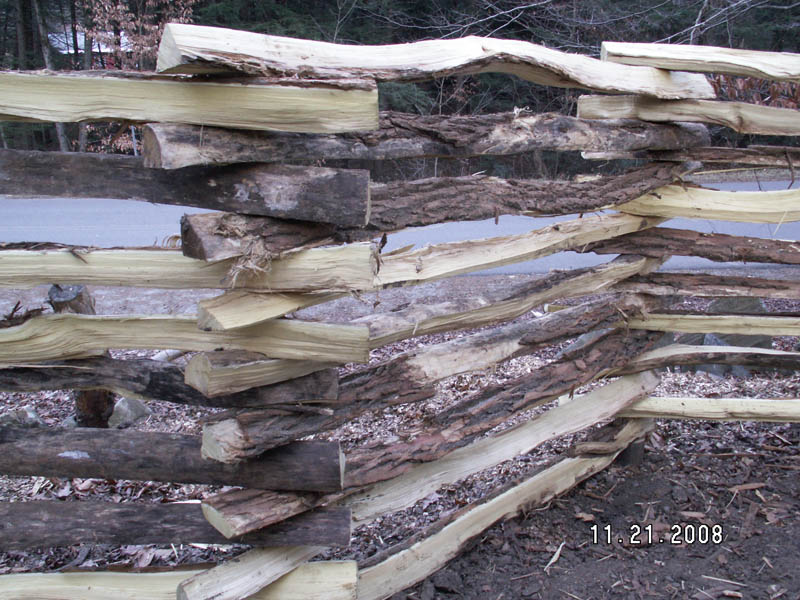Black Locust Fence Posts