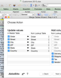 Combine data with merge two tables app for mac also add ins excel rh ablebits