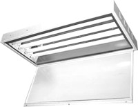 Fluorescent Fixtures Converted to LED - Commercial ...