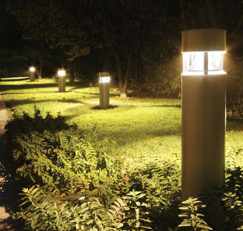 landscape lighting and commercial