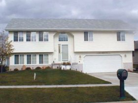 Able Home Builders Split Level Home