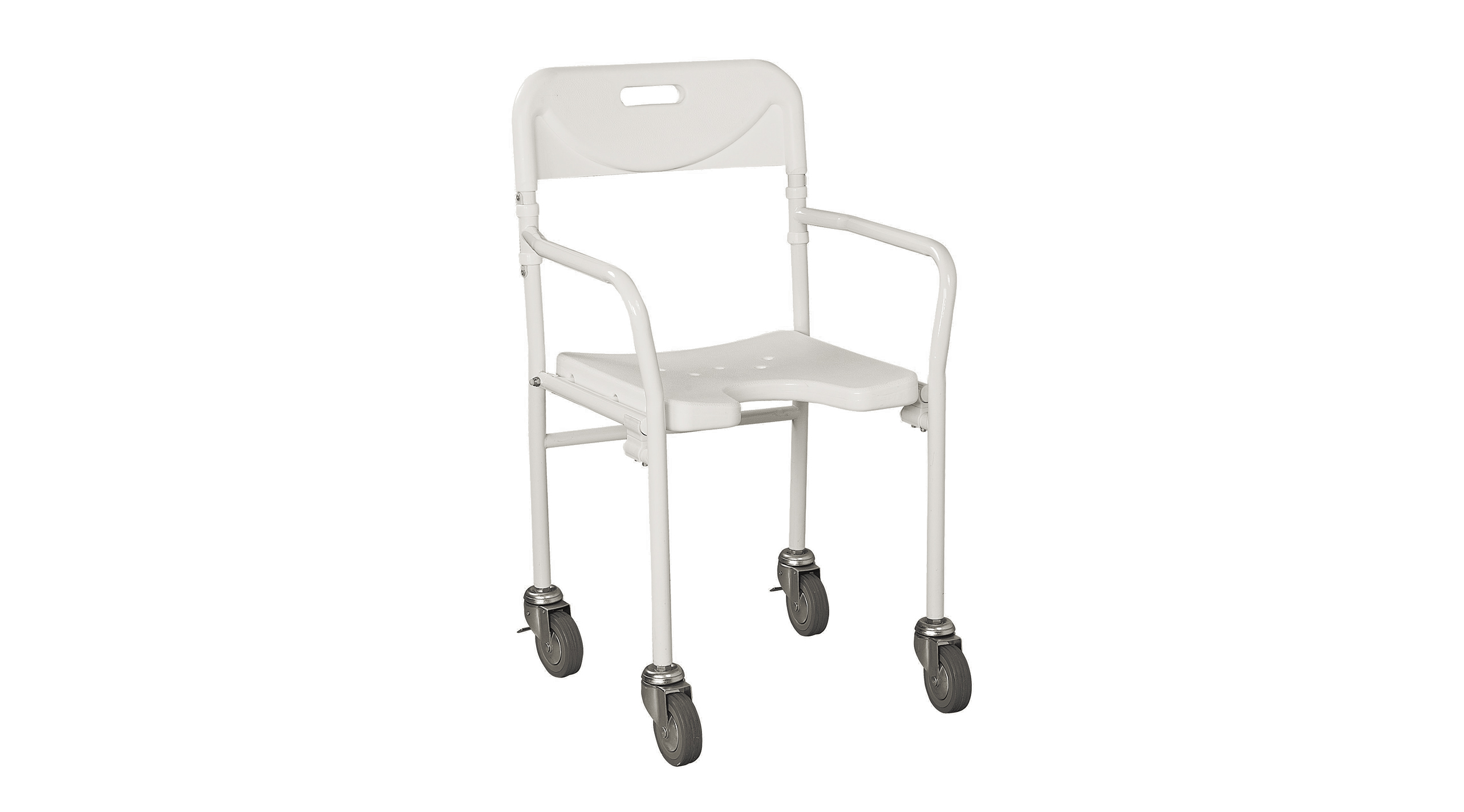 shower chair for elderly on exercises medical bed rails foldable hospital