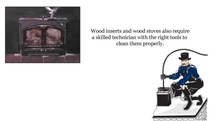 wood stoves maintenance