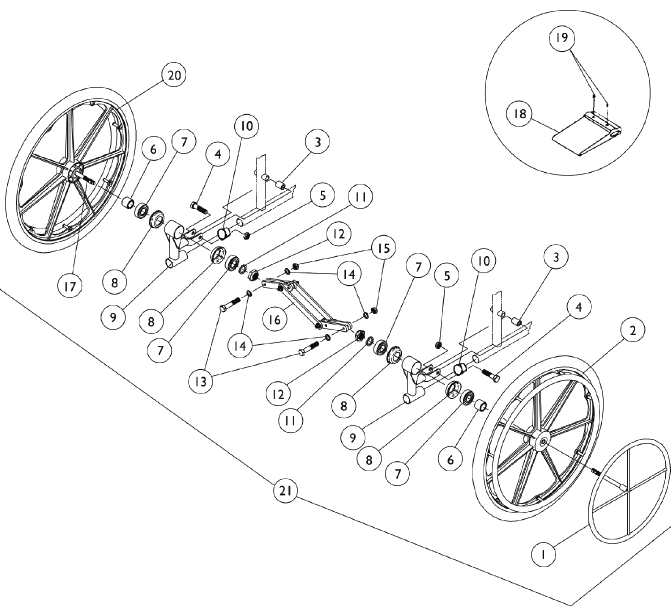 Electric Mobility Rascal Scooter Wiring Diagram