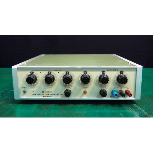 Low Distortion Oscillator