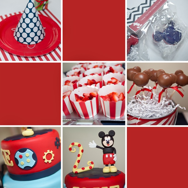 BN Black Book Of Parties Mickey Mouse Party A Blissful