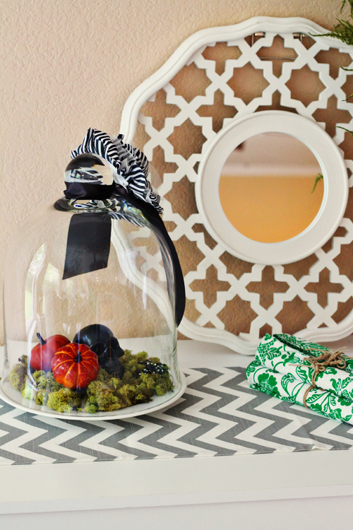 DIY Spooky Halloween Terrarium Tutorial A Blissful Nest