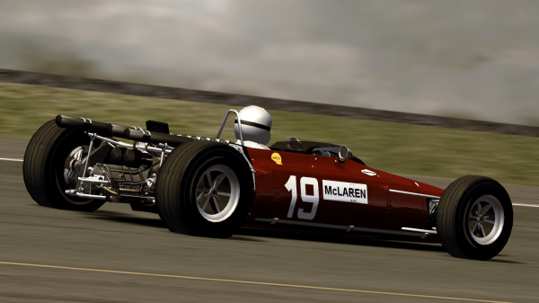 Rot Teufel Simscreens Rf F1 Classic Reliving Mexico 1967