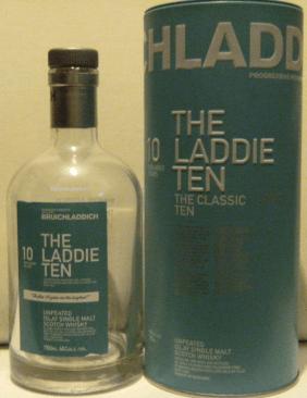 Bruichladdich The Laddie Ten Flasche