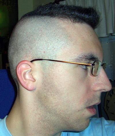 Haarschnitt mit verlauf  Modische haarschnitte und