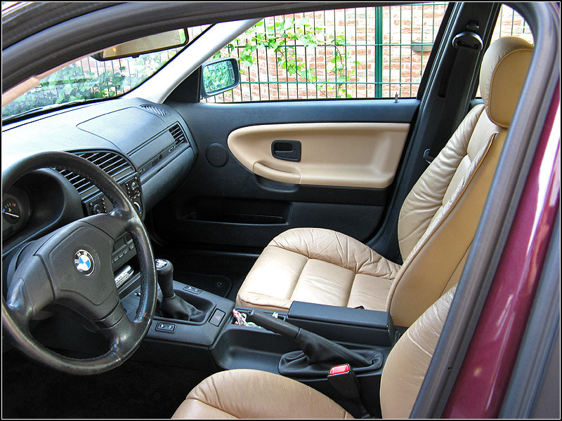 Lets see your e36 interiors  Page 2