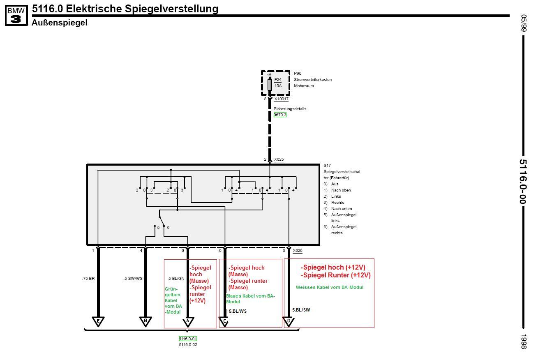 Anschlu Inbetriebnahme Von Bordsteinautomatik 3er Bmw