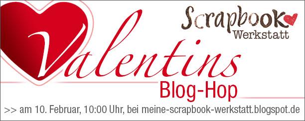 Valentine's Day Blog Hop der SBW 2013