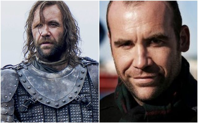 Rory McCann as Sandor The Hound Clegane