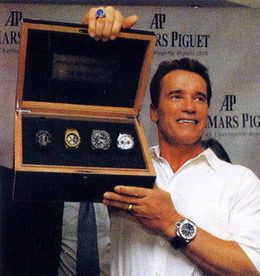 Schwarzenegger v Bill Clinton A Showdown Between