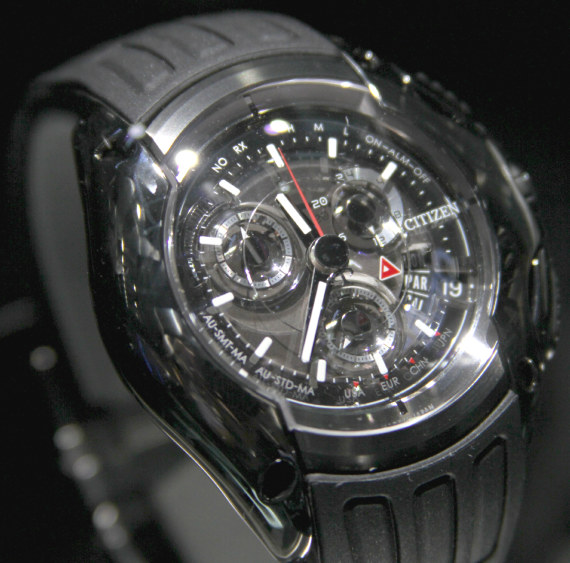 Citizen Eco Drive Dome Limited Edition Watch Watch Releases