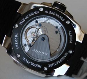 Alpina Manufacture Regulator Watch Review Wrist Time Reviews