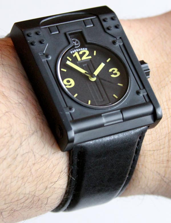 H.R. Giger Passagen By Atelier Morpheus Watch Review ...