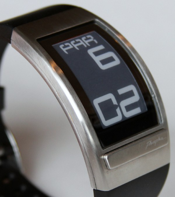 The Phosphor Appear Watch Review - Gear Diary