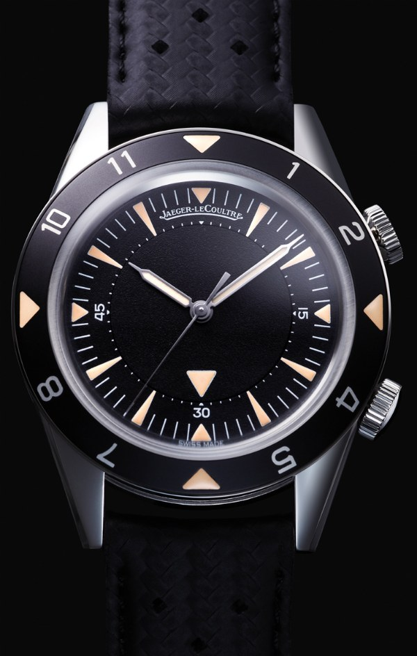 Jaeger LeCoultre Memovox Tribute To Deep Sea Re Issue