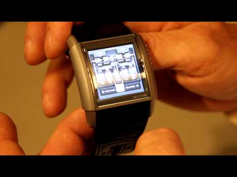 HD3 Slyde Watch Hands-On: What Everyone Wanted The iPod Nano To Be Hands-On