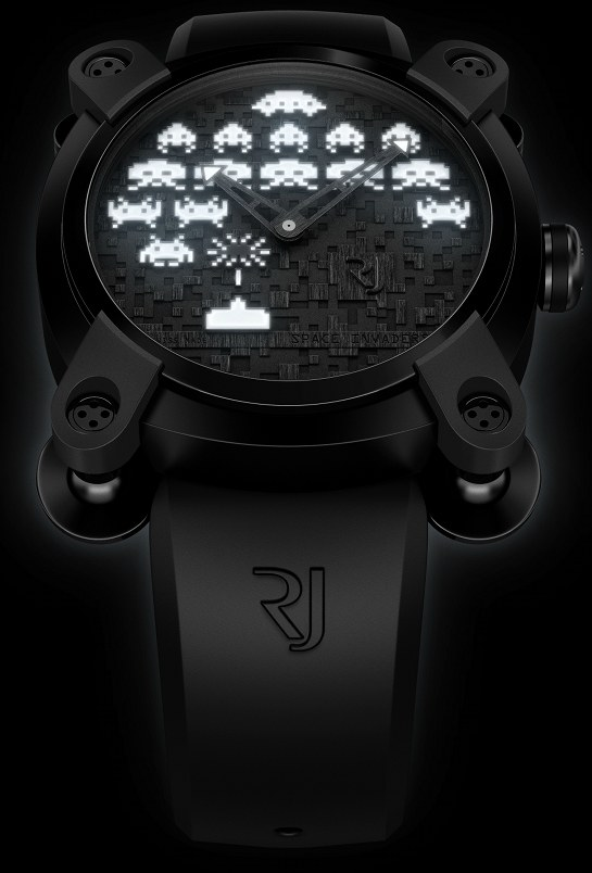 Romain Jerome Space Invaders Watches Watch Releases