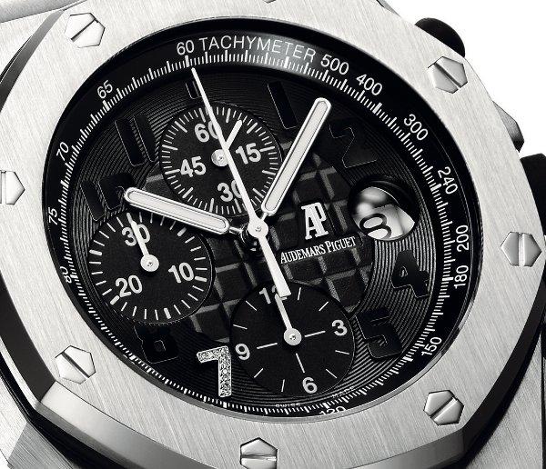 Audemars Piguet Royal Oak Offshore GINZA7 Watches Watch Releases